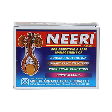 Neeri  Tablet