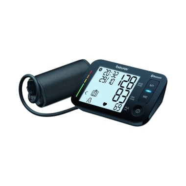Beurer BM 54 Bluetooth Upper Arm Blood Pressure Monitor Black