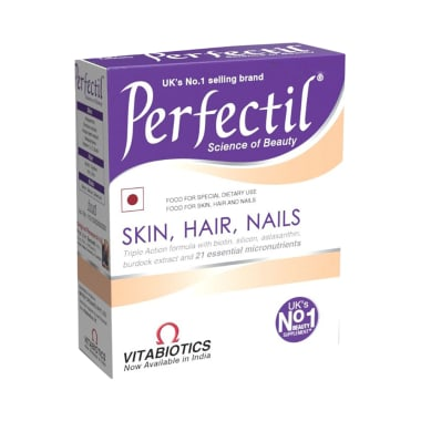 Perfectil Skin, Hair, Nail Supplement Tablet