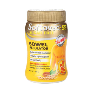 Softovac-SF Bowel Regulator Powder Sugar Free