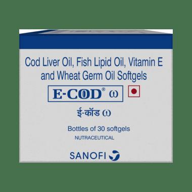 E-COD Omega Softgels