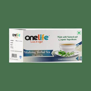 OneLife Herbal Tea (1.5gm Each) Vitalizing