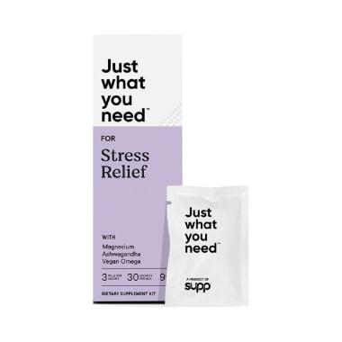 Supp Stress Relief (90 Pills)