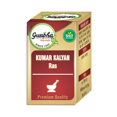 Guapha Ayurveda Kumar Kalyan Ras