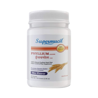 Supermucil Psyllium Powder