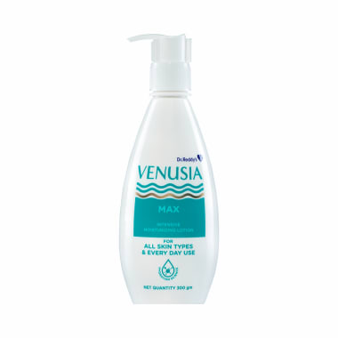 Venusia Max Intensive Moisturizing Lotion