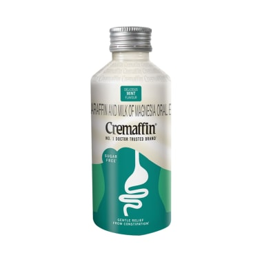 Cremaffin Constipation Relief Mint Syrup