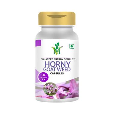 Mint Veda Horny Goat Weed Vegetarian Capsules