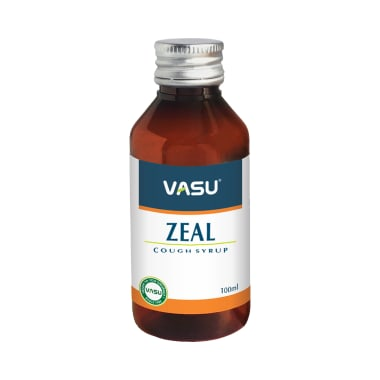 Vasu Zeal Cough Syrup