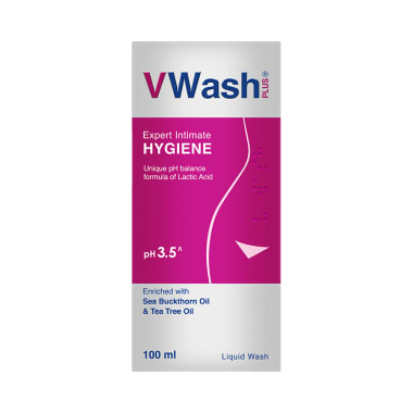 VWash Plus Expert Intimate Hygiene Wash