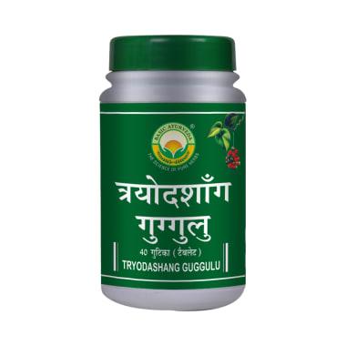 Basic Ayurveda Triyadshang Guggulu Tablet