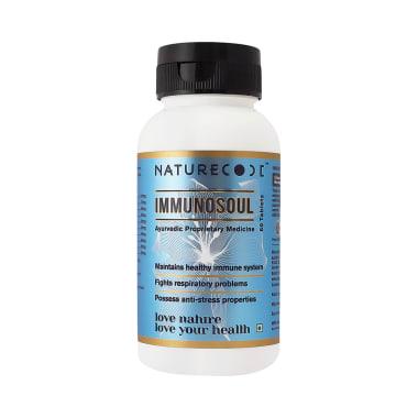 Nature Code Immunosoul Tablet