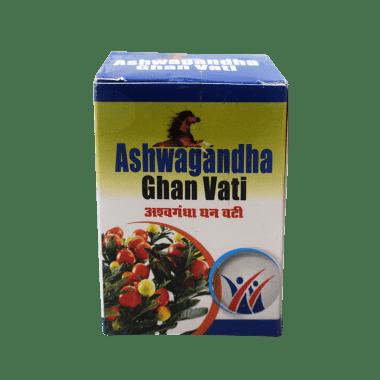 United Ashwagandha Ghan Vati