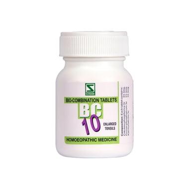 Dr Willmar Schwabe India Bio-Combination 10 (BC 10) Tablet