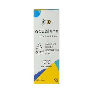 Aqualens Comfort Contact Lens Solution