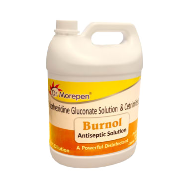 Dr. Morepen Burnol Antiseptic Solution