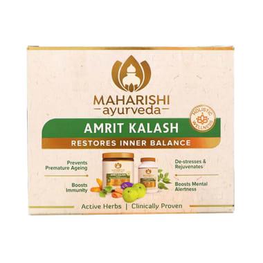 Maharishi Combo of Amrit Kalash 60 Tablets & 600gm Paste