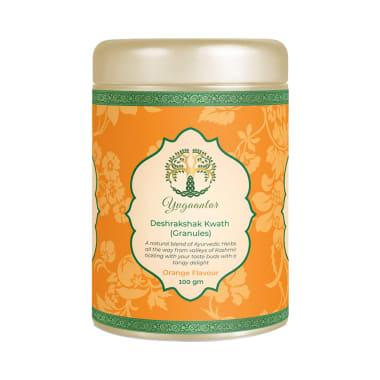 Yugaantar Deshrakshak Kwath (Granules) Orange