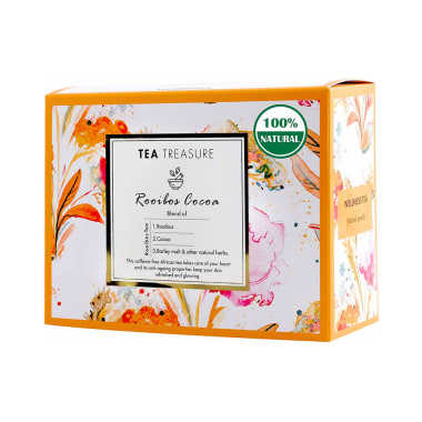 Tea Treasure Rooibos Tea Bag Cocoa