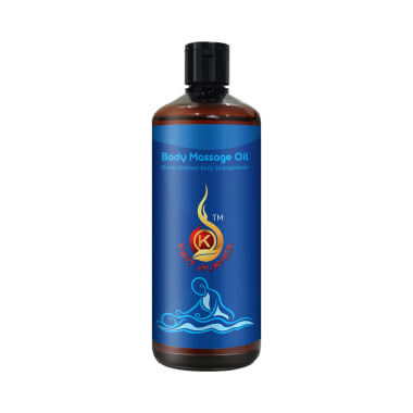 Kirit Ayurveda Body Massage Oil