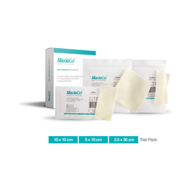 MaxioCel 100% Chitosan Wound Dressing Trial Pack