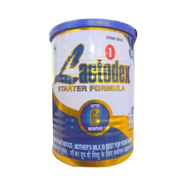 लैक्टोडेक्स 1 स्टार्टर फॉर्मूला पाउडर