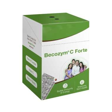 Becozym C Forte Tablet