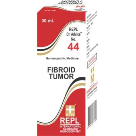 REPL Dr  Advice No 44 Fibroid Tumor Drop