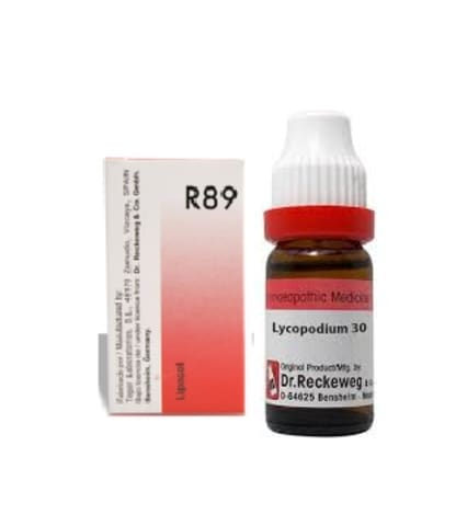 Dr  Reckeweg Hair Care Combo (R89 + Lycopodium Dilution 30CH)