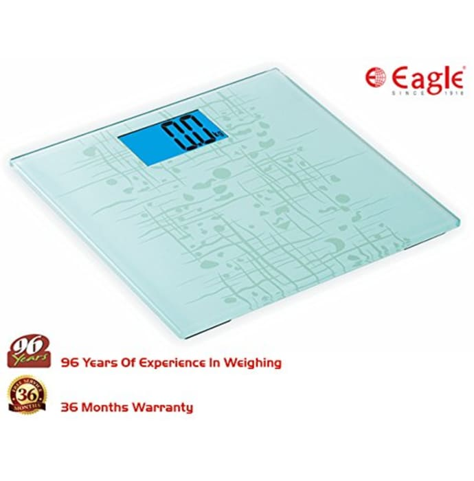 Eagle Electronic Personal Weighing Scale EEP1002A