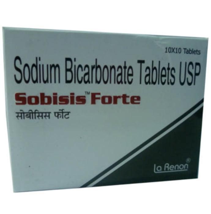 Sobisis Forte Tablet