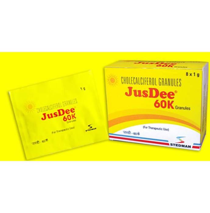 Jusdee 60K  Granules