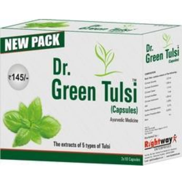 Dr Green Tea Capsule