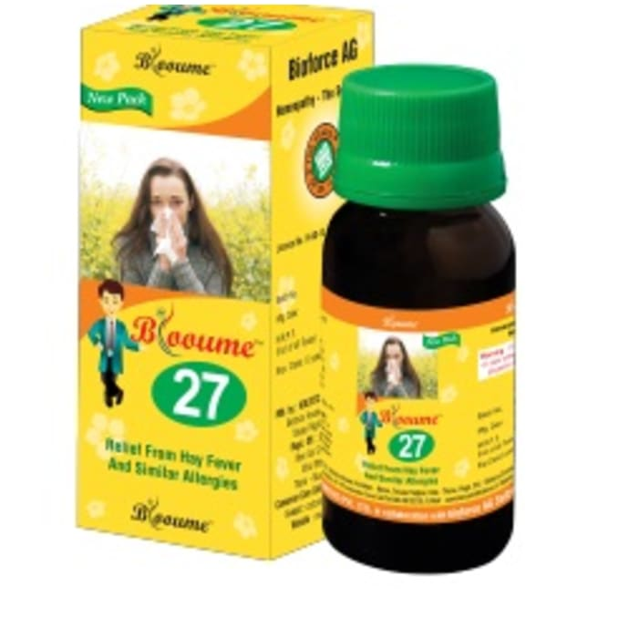 Bioforce Blooume 27 Pollinosan Drop