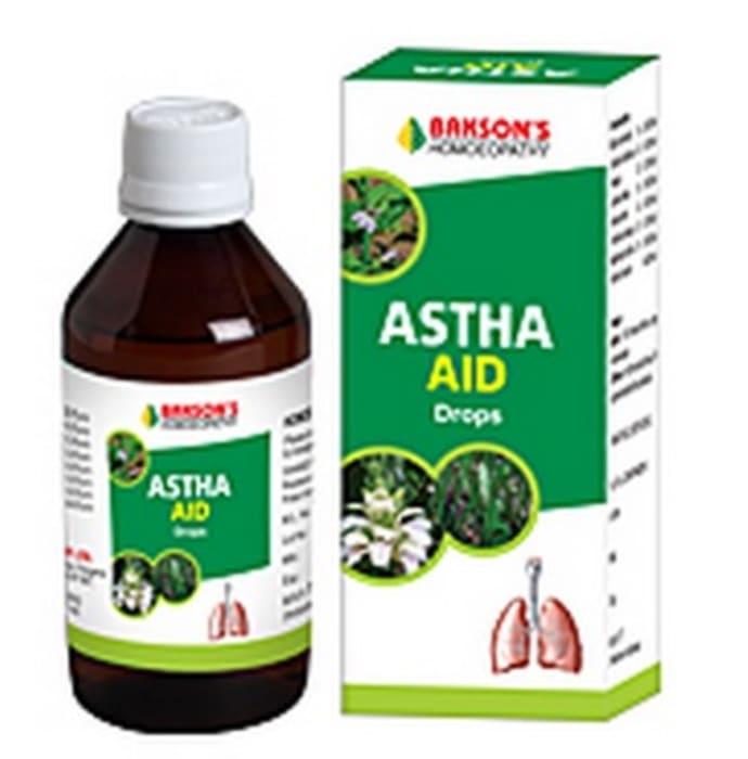 Bakson's Astha Aid Drop