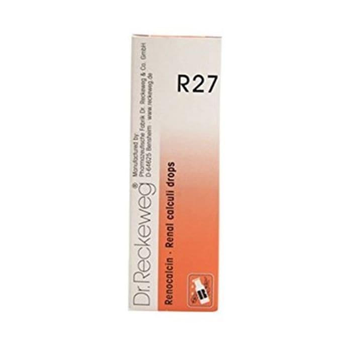 Dr. Reckeweg R27 Renal Calculi Drop