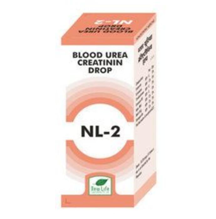New Life NL-2 Blood Urea Creatinin Drop