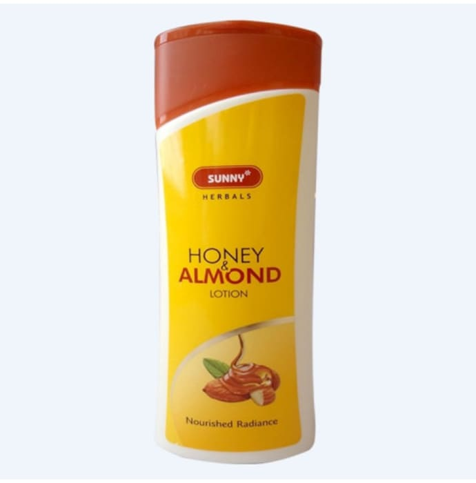 Bakson's Honey And Almond Body Lotion