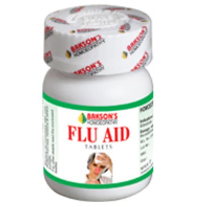 Bakson's Flu Aid Tablet