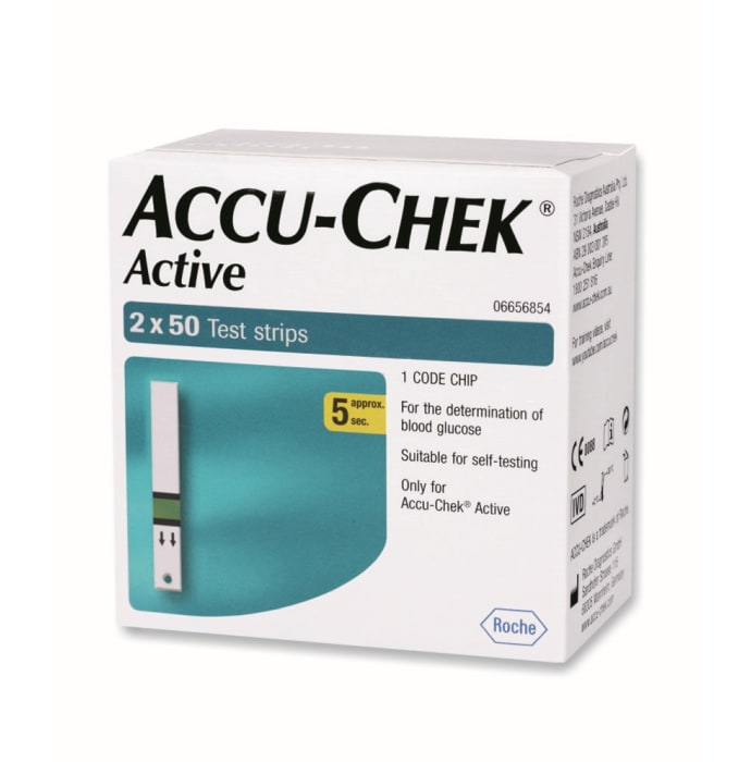 Accu-Chek Active Test Strip