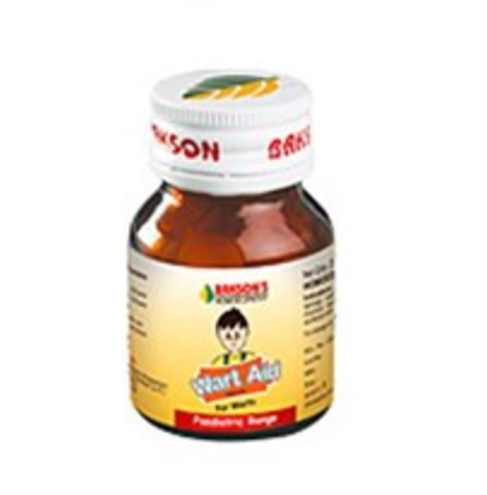 Bakson's Wart Aid Paediatric Tablet