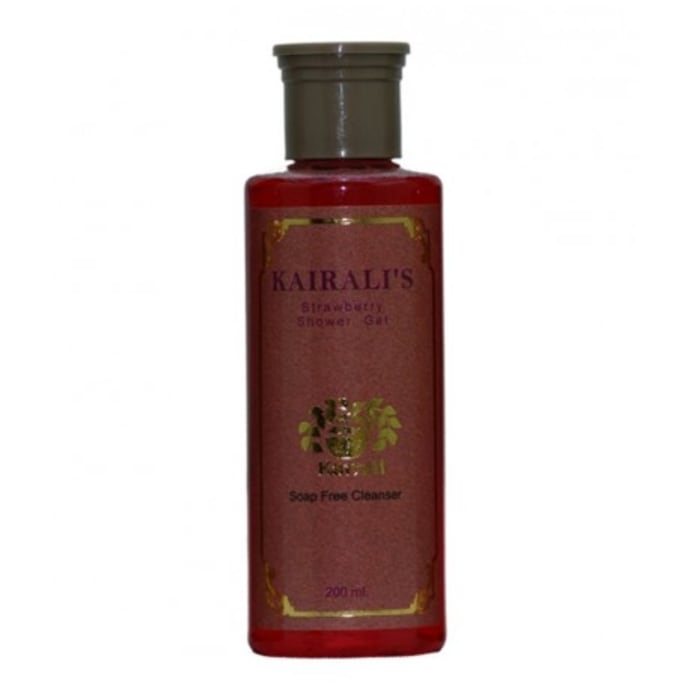 Kairali Strawberry Shower Gel