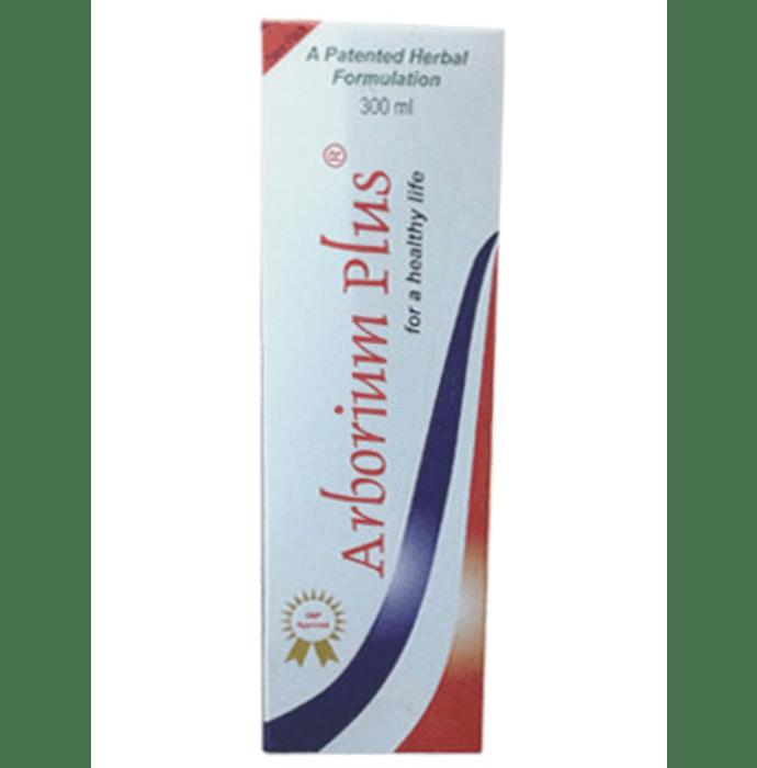 Arborium Plus Oral Liquid