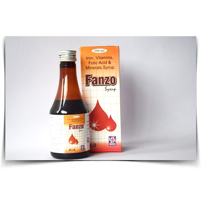 Fanzo Syrup