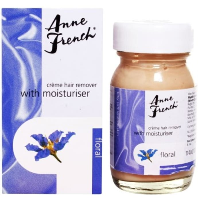 Anne French Floral Cream