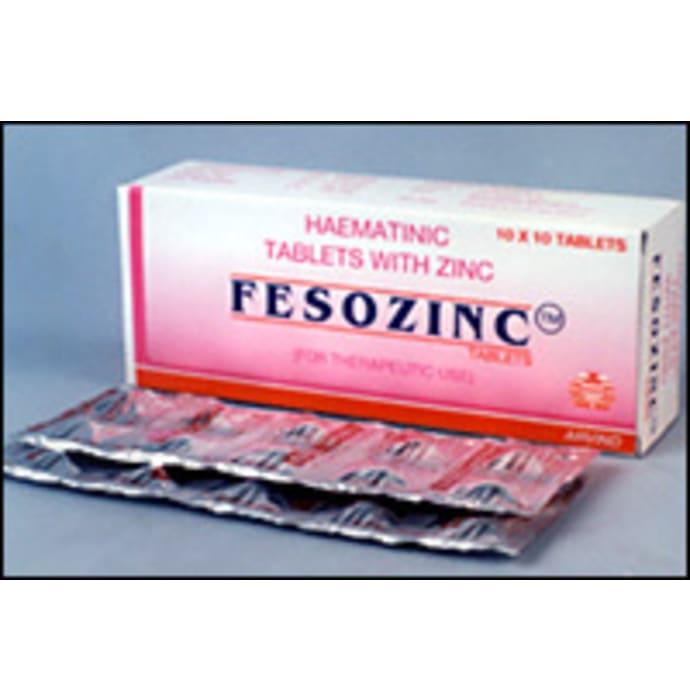 Fesozinc Tablet