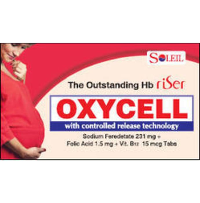 Oxycell Tablet