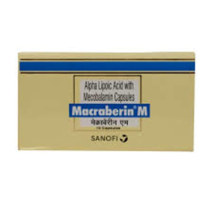 Macraberin M Capsule