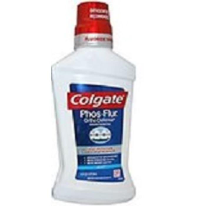 Colgate Phos Flur Mouthwash
