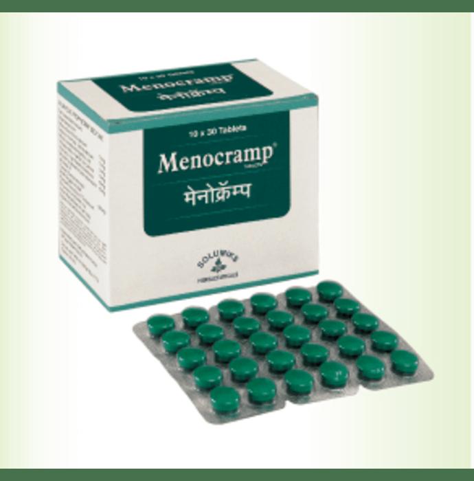 Solumiks Menocramp Tablet